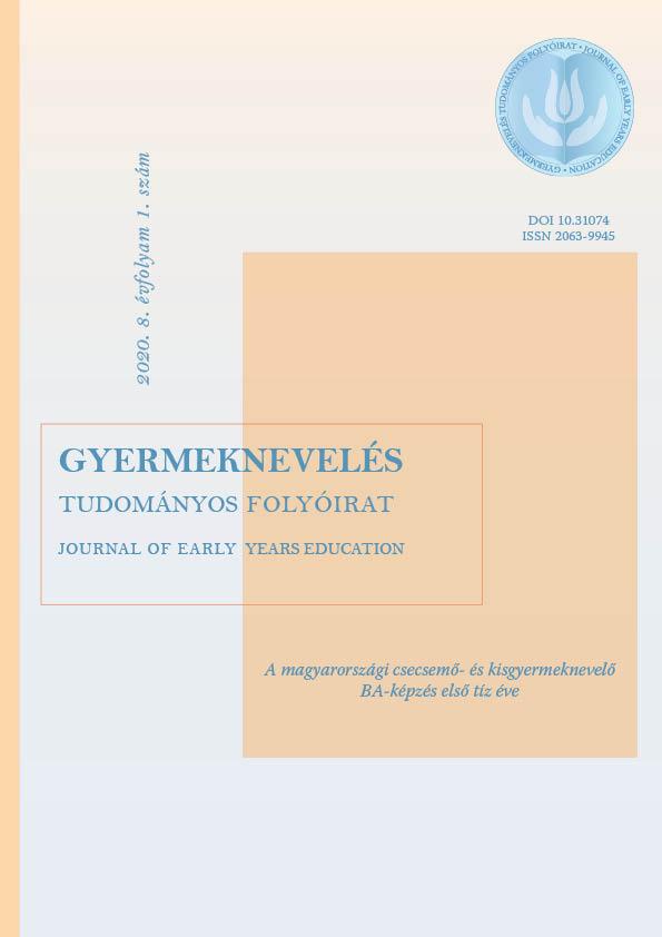 A magyarországi csecsemő- és kisgyermeknevelő BA-képzés első tíz éve
