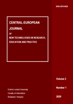 CEJNTREP Volume 2, Number 1 Cover